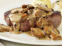 Posh-Mushroom-Sauce-With-Lean-Steak