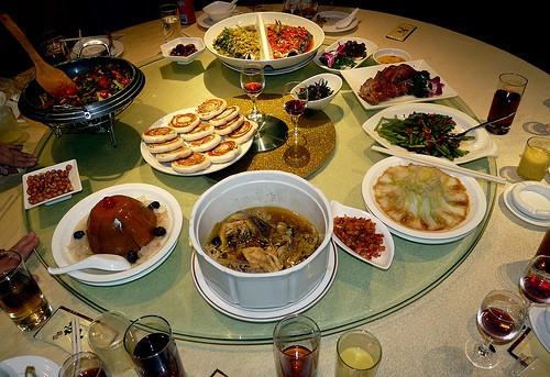chinese foods photo