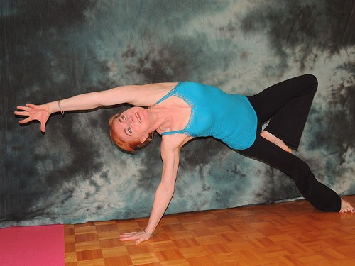 Side Plank photo