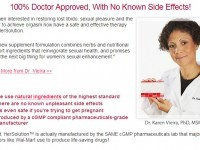 does hersolution pills work