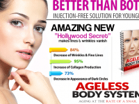 Ageless Body System Ads
