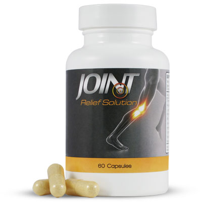Joint Relief Solution Natural Joint Pain Relief Supplement