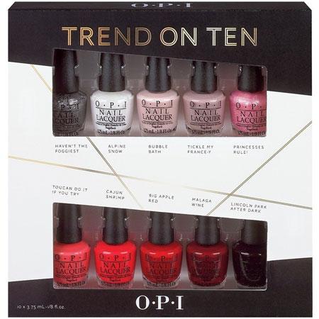 opi trend on ten mini kit