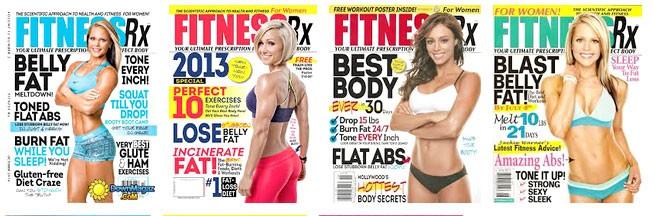 fitnessrx for women