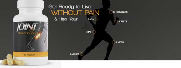 natural joint pain relief
