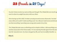 3 week diet challenge