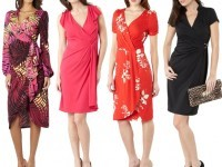 Wrap Tops and Dresses