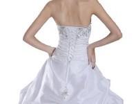 faironly new bride wedding dress
